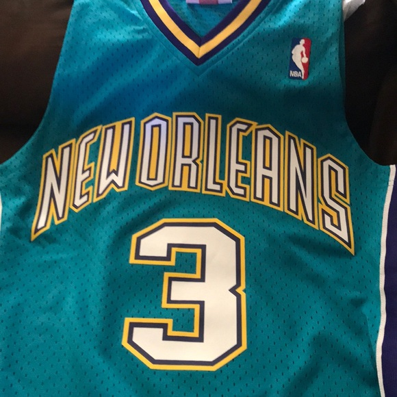 the latest e489a 6ba33 New Orleans Hornets Chris Paul Jersey